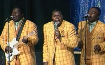 American Gospel Quartet Convention 2001