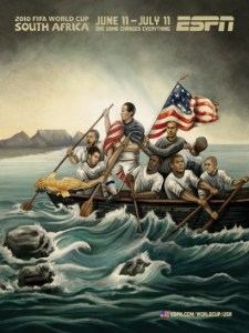 America in world cup 2010