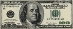 Its all about the Benjamins, right?