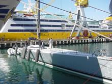 Alberi In Carbonio Per Yacht E Barche A Vela