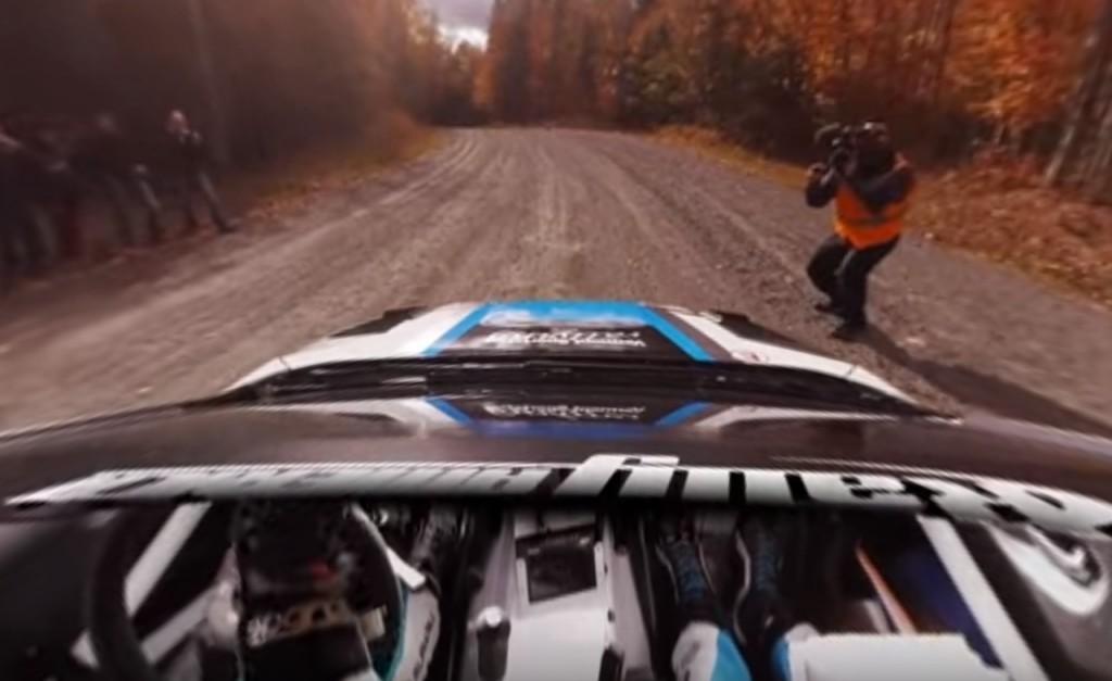 Subaru-WRX-Rally-in-360° Peer- Thru Technology 2