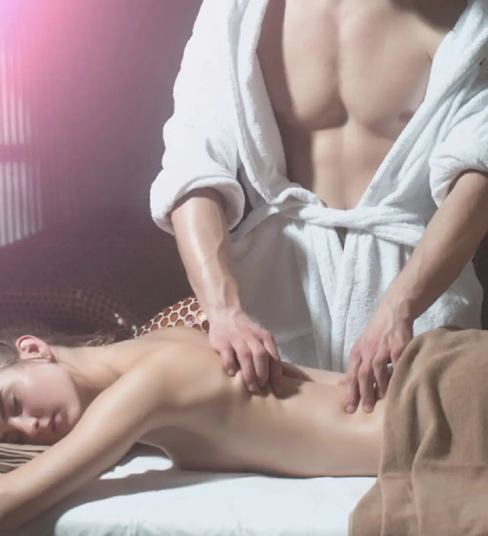 Tantric massage for women
