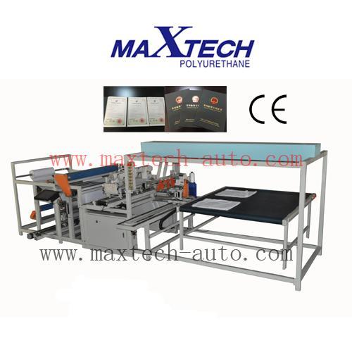 mattress roll machine mattress packing machine mattress press machine pillow machine mattress machine china manufacturer maxtech automation machinery co ltd
