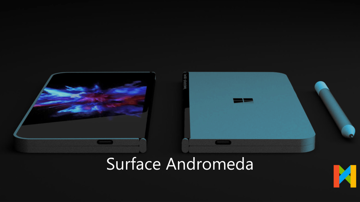 Surface Andromeda