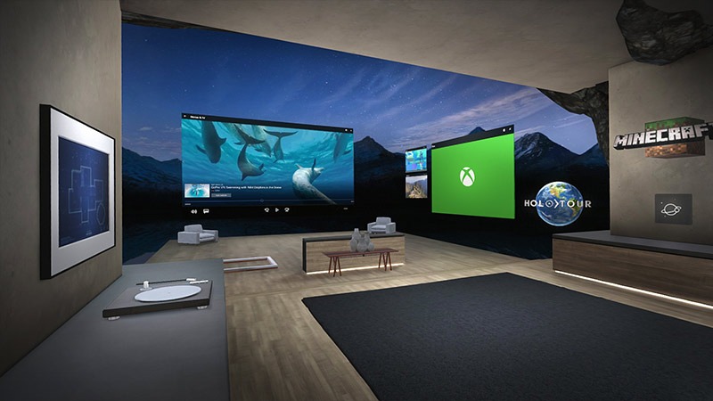 Windows Mixed Reality Home