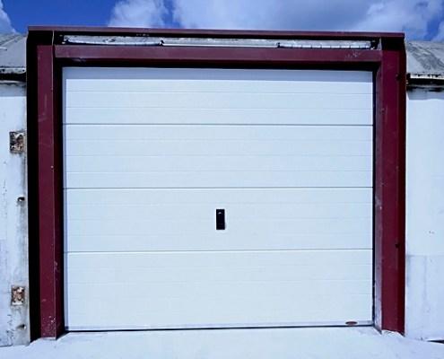 %garagentore %Sektional-Garagentore