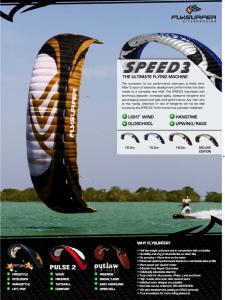 Flysurfer Speed 3 12m Now available!