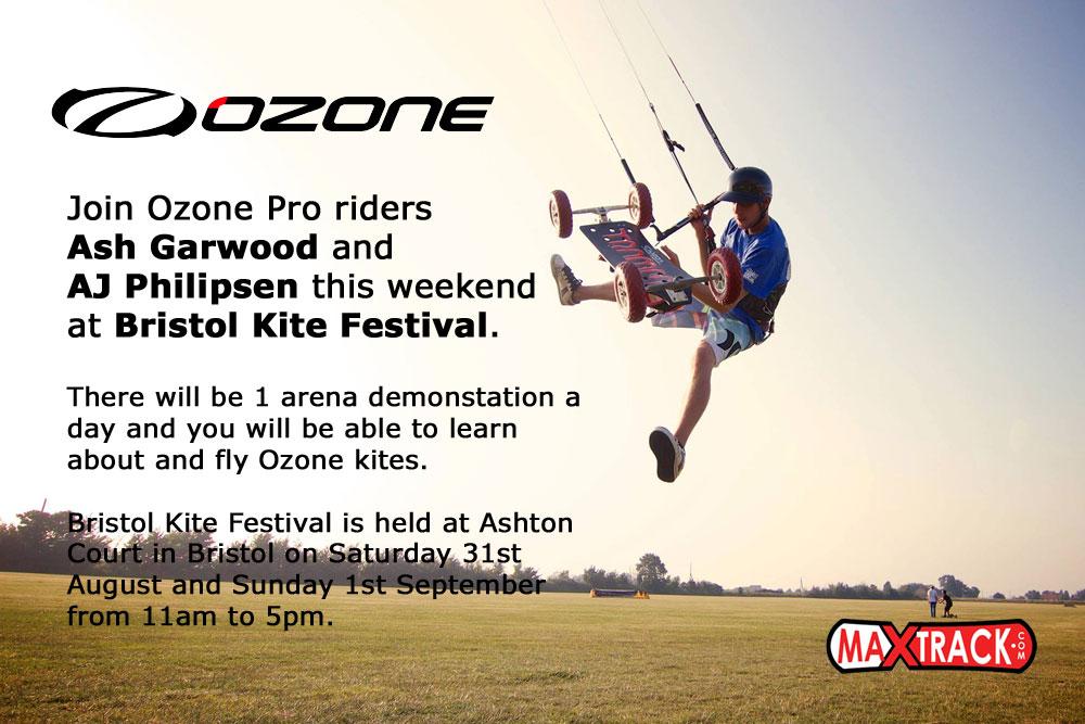 Ozone Kites at Bristol Kite Festival