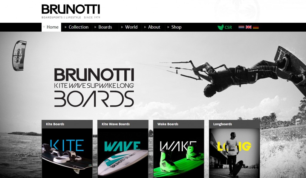 Brunotti 2014 Kitesurf boards now available!