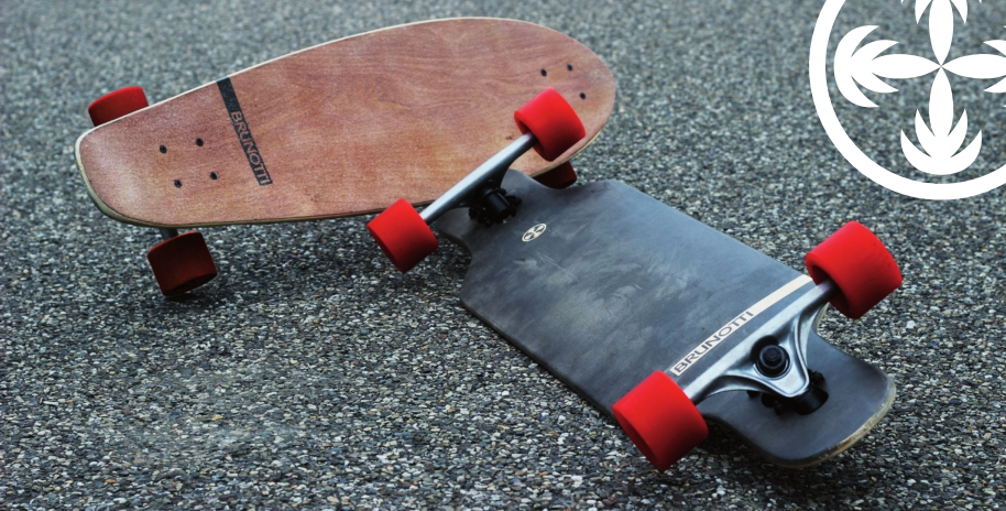 Brunotti Launch Longboard Range
