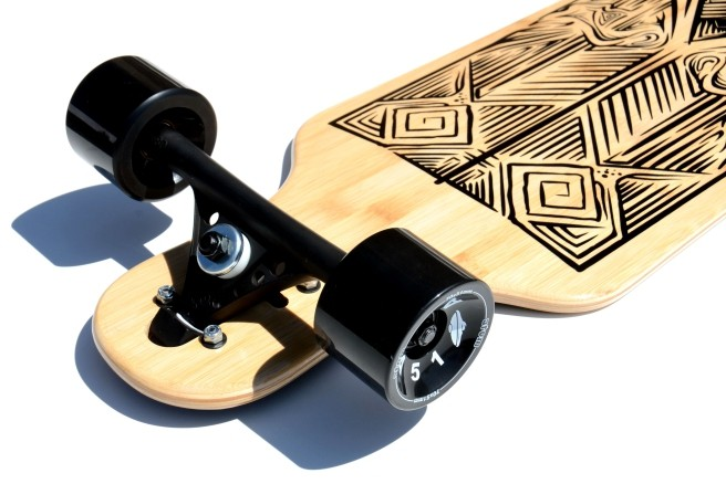 New Atom Longboards for summer 2014