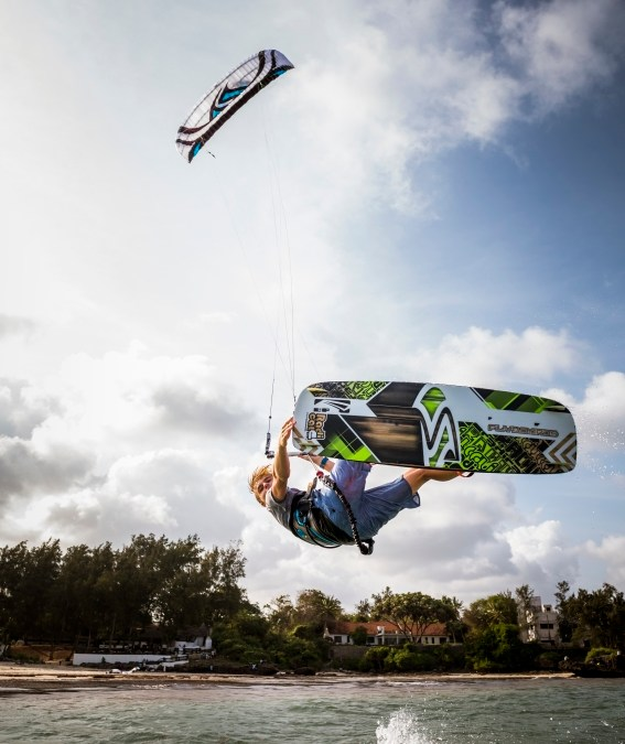 FLYSURFER Add 8m and 10m Speed 4 Lotus