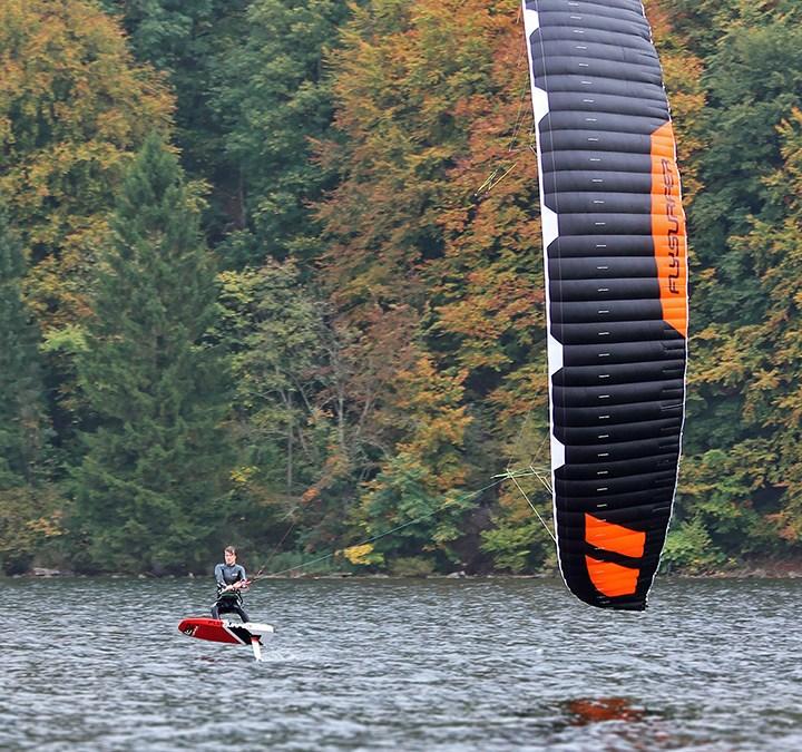 Flysurfer release SONIC-FR High Performance Race Kite