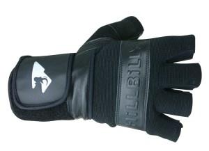 Hillbilly Wrist Guard Glove Half Finger