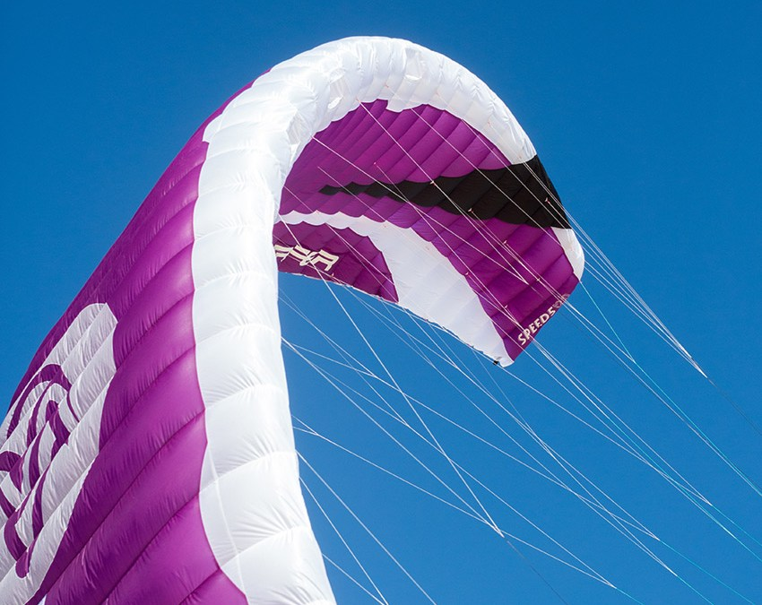 Flysurfer SPEED5 12m and 9m now available!
