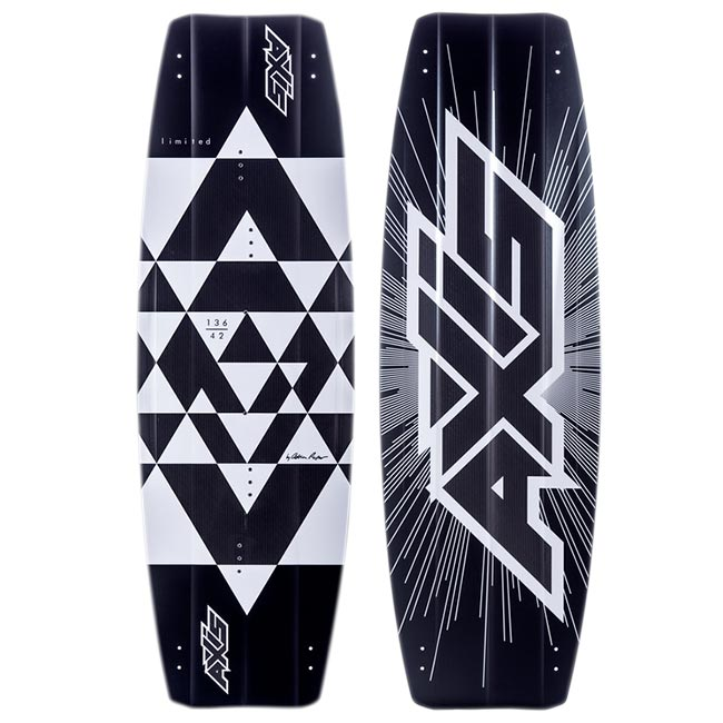 2016 AXIS Kiteboards now in stock