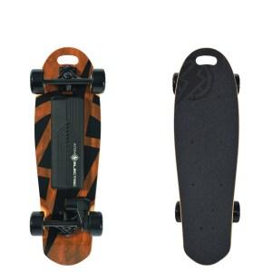 40406 - Atom Electric B.10 Longboard Skateboard - 1000W Single Belt Drive - 90Wh Li-Ion Battery
