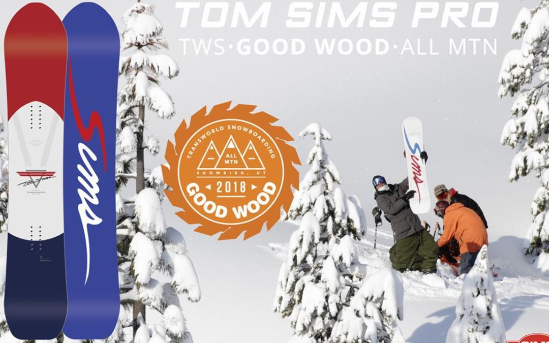 SIMS Tom Sims Pro – Good Wood Winner
