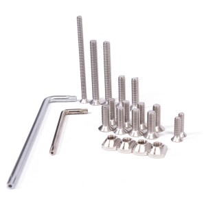 AXIS Foil screw set