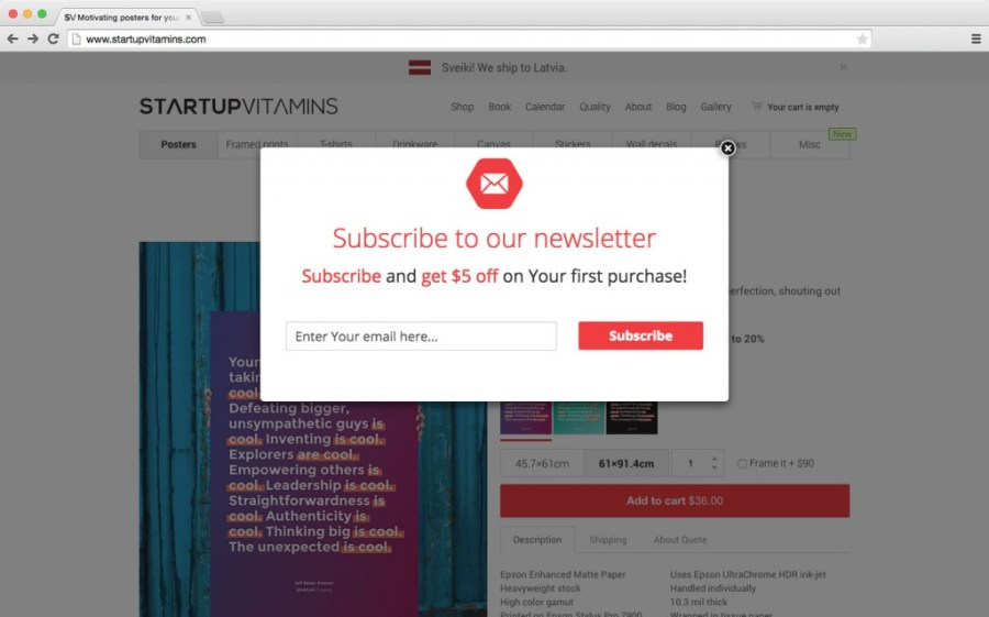 mx-email-subscription