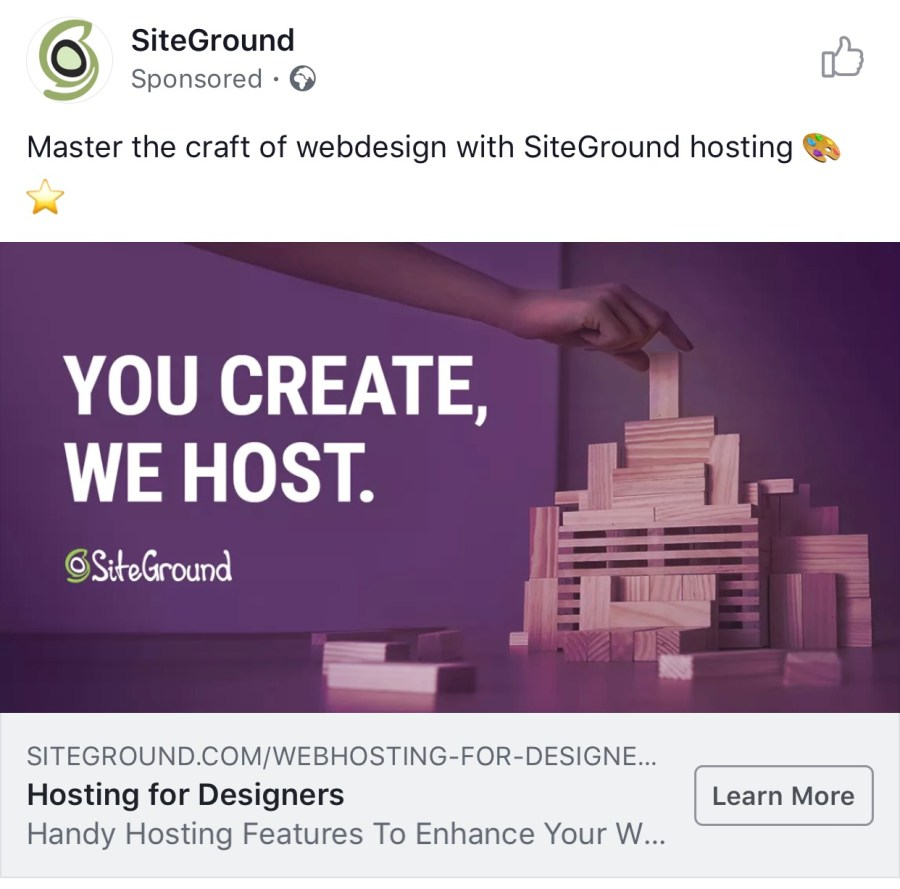 siteground retargeting strategy