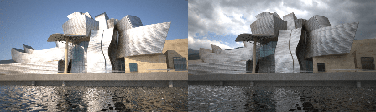 Maxwell for Archicad - sky+IBL