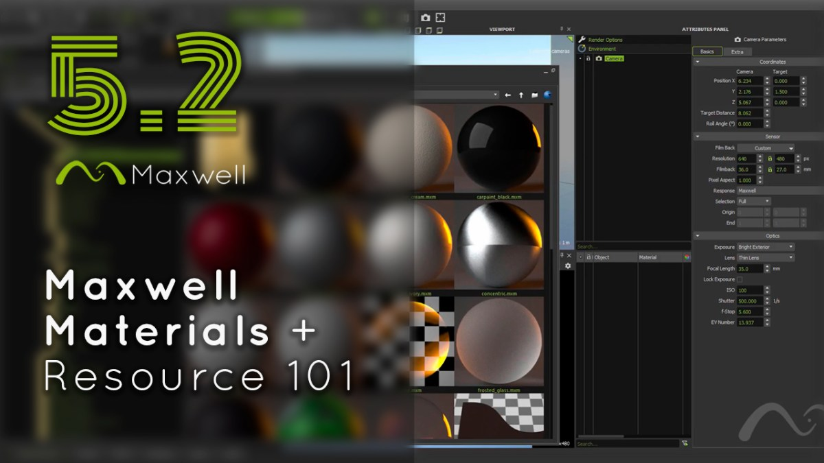 Maxwell materials