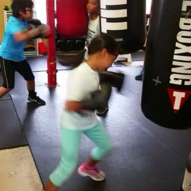 Summer Youth Camp - The girly girls... they're thumping! Getting better each day #boxing #sandiegoboxing #gyms #sdgyms #fitness #youths #youthsports #inspire #dream #strength #sandiego #miramar #miramesa #pq #scrippsranch #poway #rb #delmar #lajolla #maxwellsboxing #summeryouthcamps #gratitude