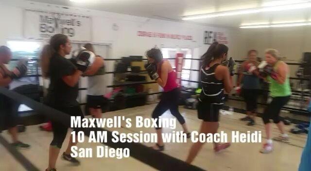 Friday fun day - 10am grit session!#boxing #sandiegoboxing #fit #fitness #gyms #sdgyms #sandiego #miramar #miramesa #pq #scrippsranch #rb #poway #delmar #lajolla #maxwellsboxing #gratitude