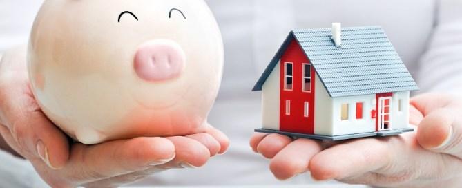 Real-estate vs Saving
