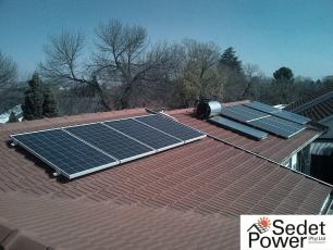 2.5 kWp by Sedet Power in Johannesburg