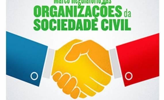 marco regulatório das organizaçoes da sociedade civil
