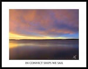Botany Bay - In Convict Ships We Sail