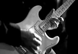 Fender Strat - Sydney Band - The Maxys Party Band