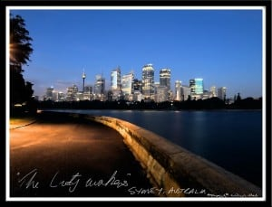 The City Awakes - Sydney, Australia