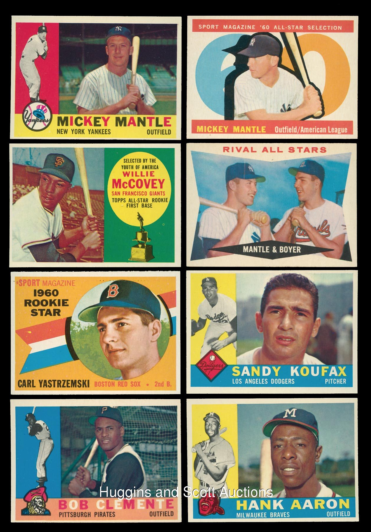Topps Baseball Complete Set Of 572 Cards