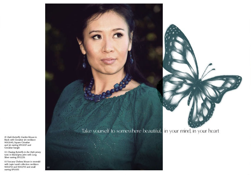Butterfly Dream Maya May Collection