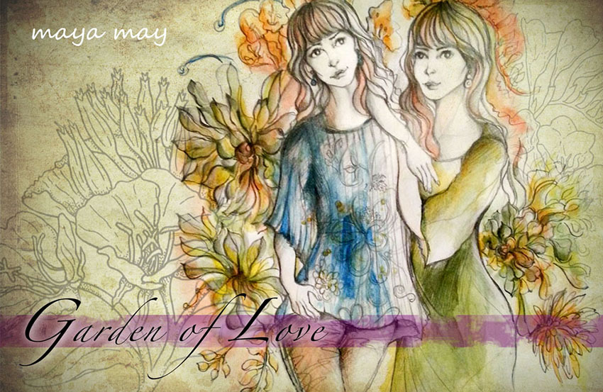 Garden of Love Maya May Collection