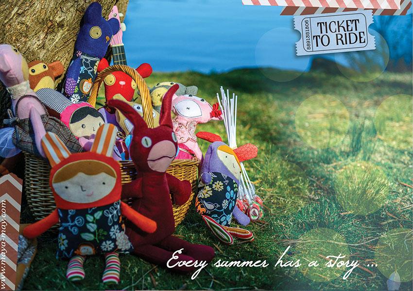 Summer Story Maya May Kiddo