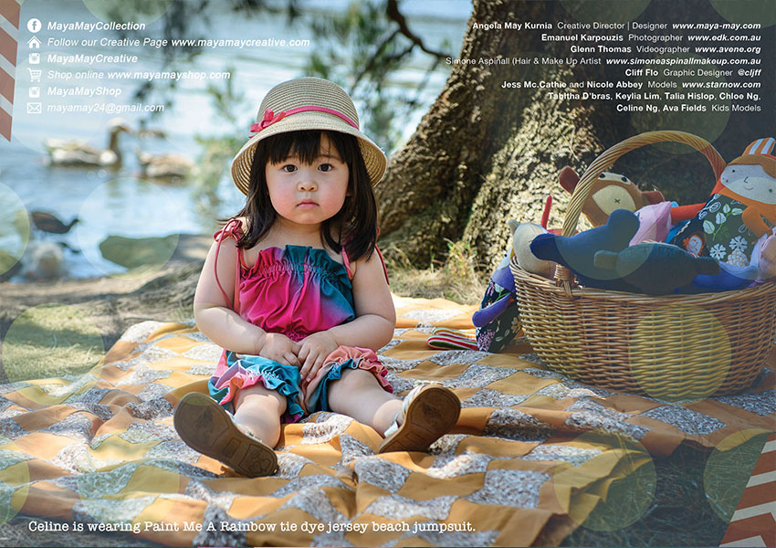 Summer Story Maya May Kiddo
