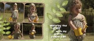 Teacup with May Maya May Collection