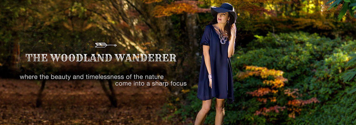 Woodland Wanderer Maya May Collection