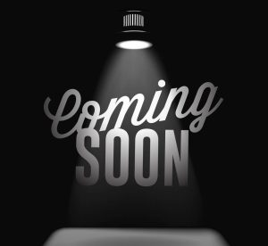Coming Soon Clipart