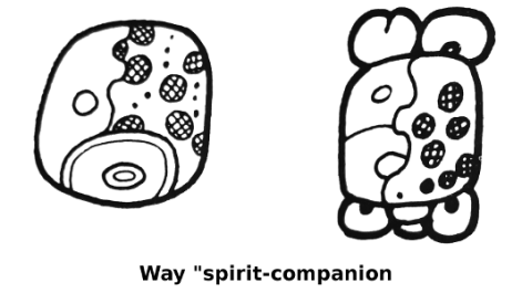 Way spirit-companion