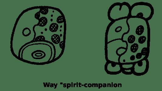 Way spirit-companion