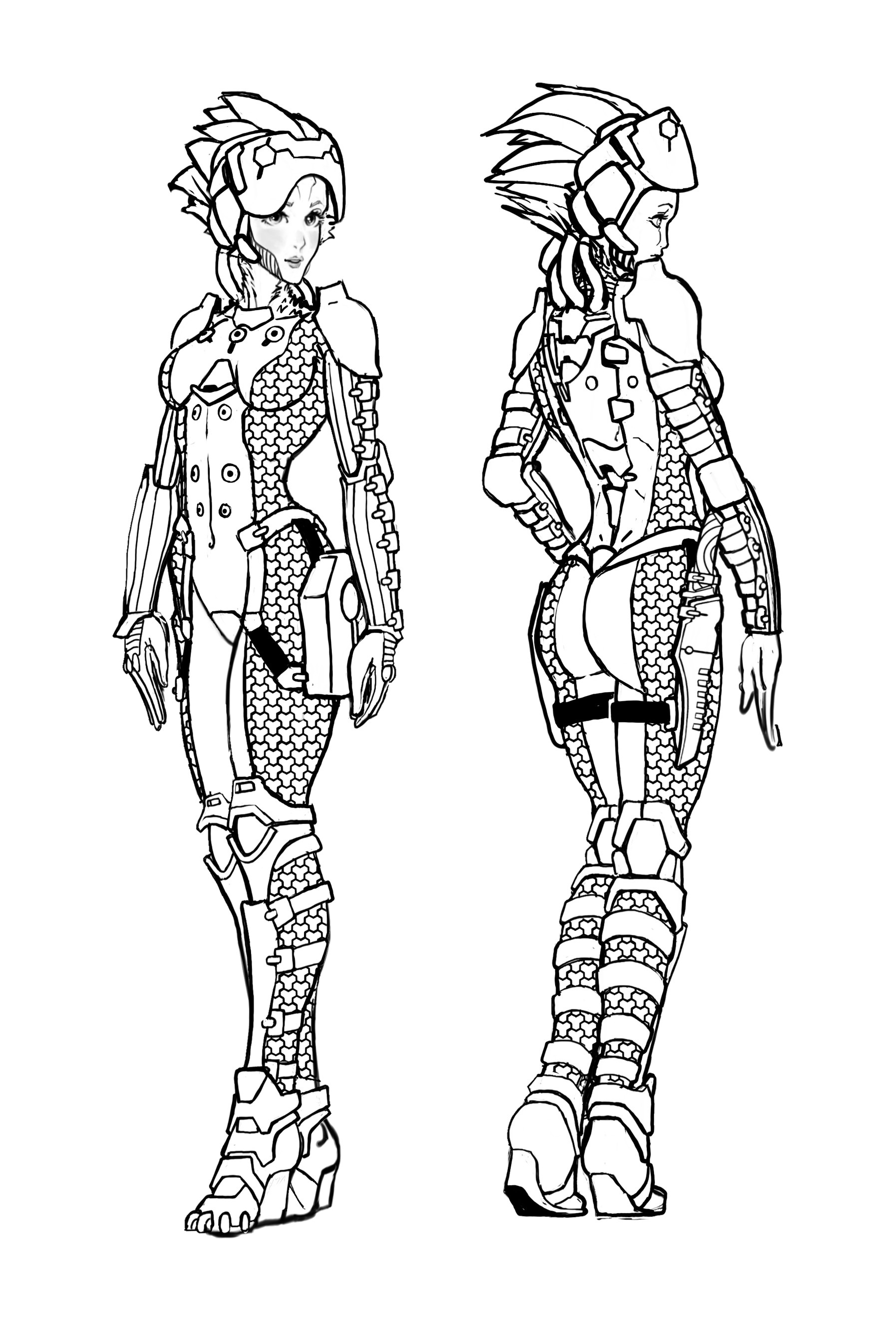Images About Character Designs On Pinterest