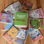 Your kids' favourite Treehouse shows now available on DVD! Great Giveaway!