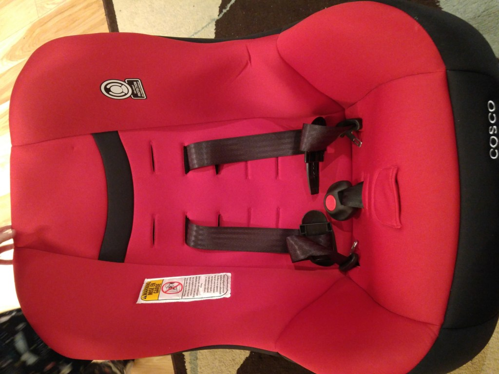 Car Seat Giveaway: The Affordable And Functional Cosco Car Seat (& A Giveaway