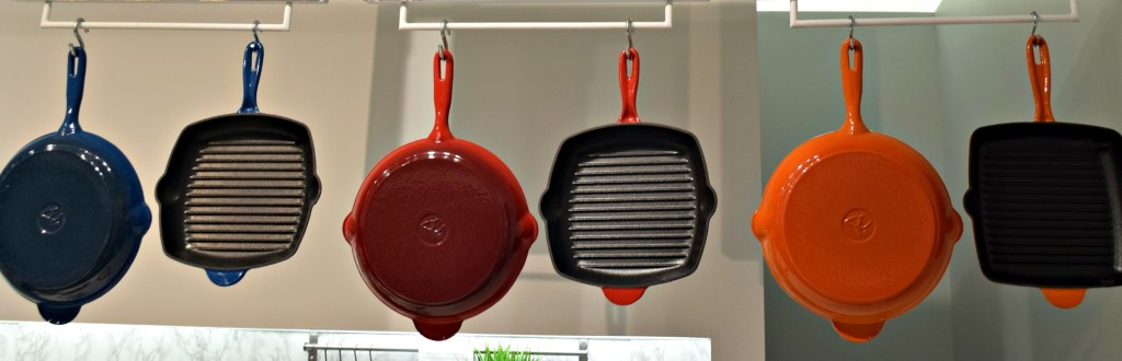 PC iron pan and skillet