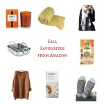 Some of my Fall Favourites from Amazon